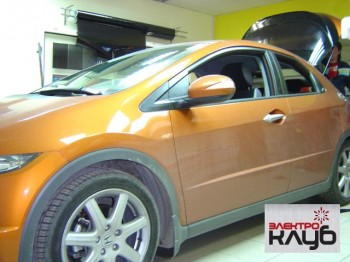 HONDA CIVIC new
